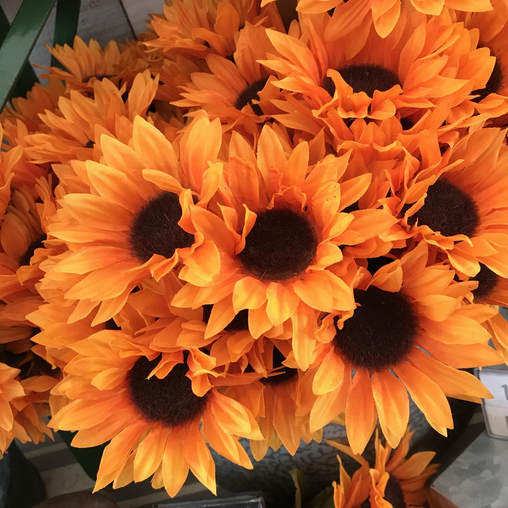 Fleurish Home Autumn Sunflower Bunch