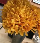 Fleurish Home Fuji Mum Bunch (choice of 4 colors) *last chance