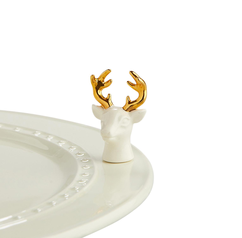 nora fleming oh, deer! mini (stag)