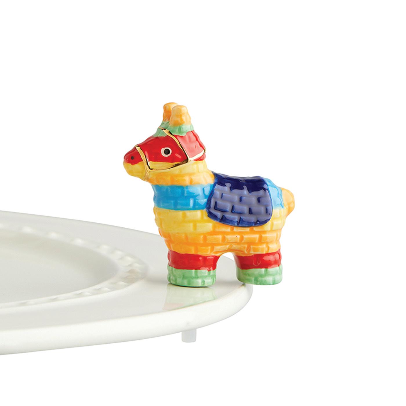 nora fleming party animal mini (pinata donkey)