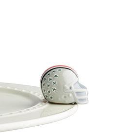 nora fleming OSU Helmet mini
