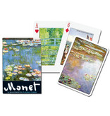 Fleurish Home Playing Cards Deck Monet Lilies