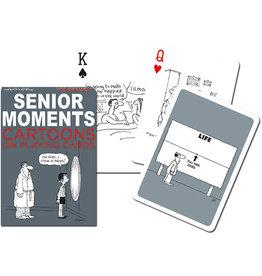Piatnik Playing Cards Deck Senior Moments