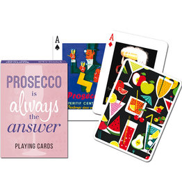 Piatnik Playing Cards Deck Prosecco