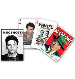 Piatnik Playing Cards Deck Mugshots