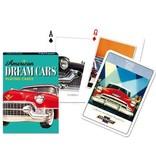 Piatnik Playing Cards Deck Dream Cars