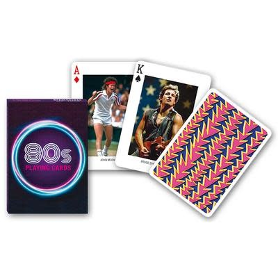 Piatnik Playing Cards Deck The 1980s