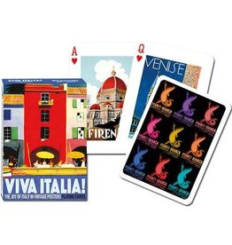 Piatnik Playing Cards Deck Viva Italia