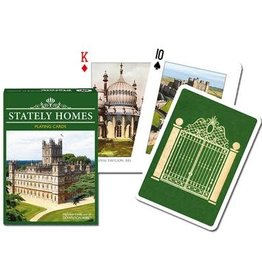Piatnik Playing Cards Deck Stately Homes