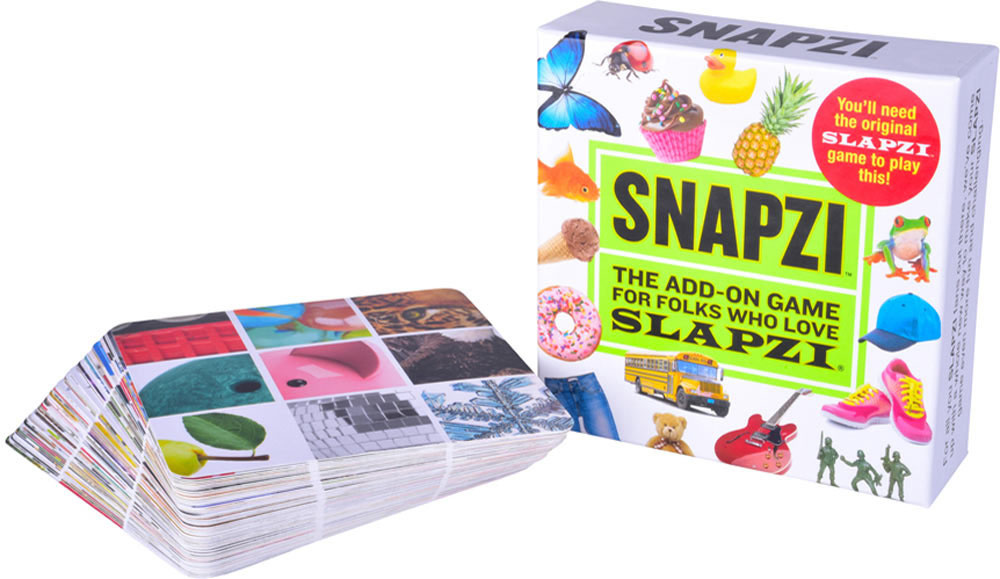 Tenzi SNAPZI Game (Add On Game for SLAPZI)