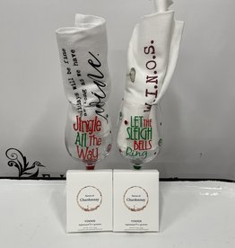Fleurish Home Wine Down for Two (Bundle A)