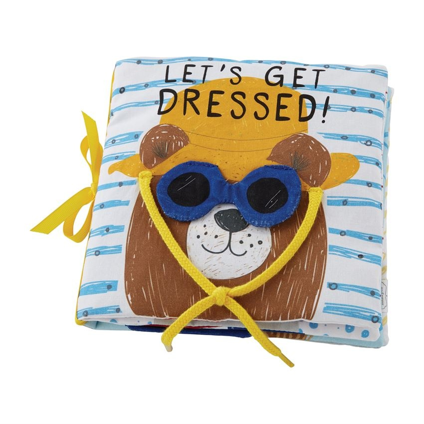 Mudpie DRESSED LEARNING BOOK