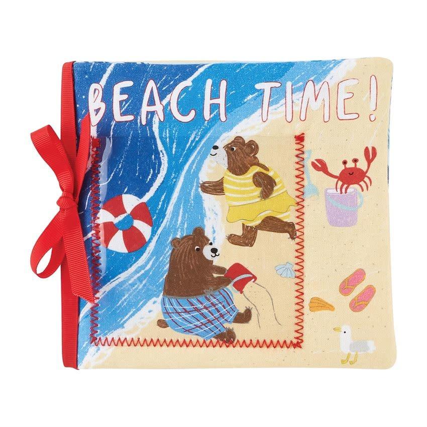 Mudpie BEACH TIME PHOTO BOOK