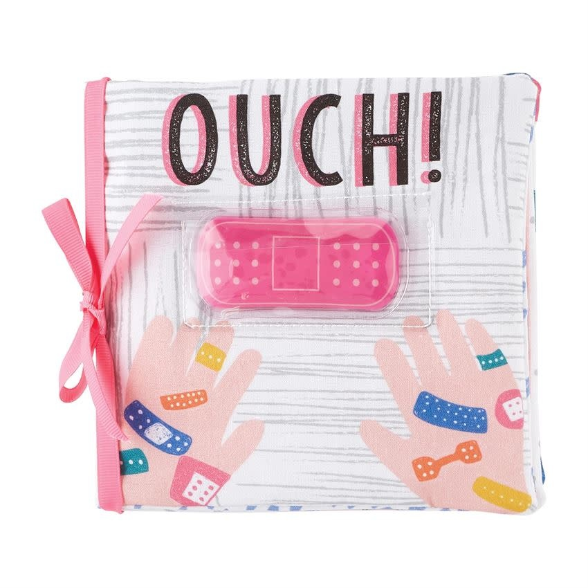 Mudpie OUCH GIRL BOOK