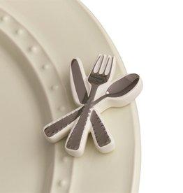 nora fleming bon appetit mini