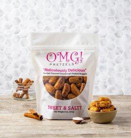 OMG! Pretzels OMG! Pretzels: Sweet & Salty