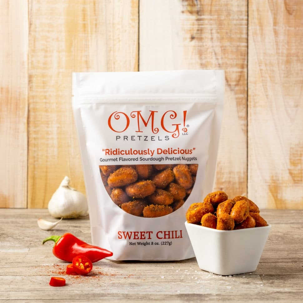 OMG! Pretzels OMG! Pretzels: Sweet Chili