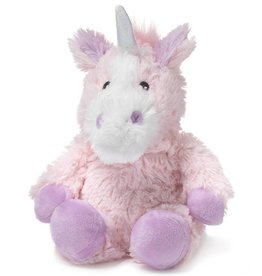 Warmies Pink Unicorn Warmies Junior