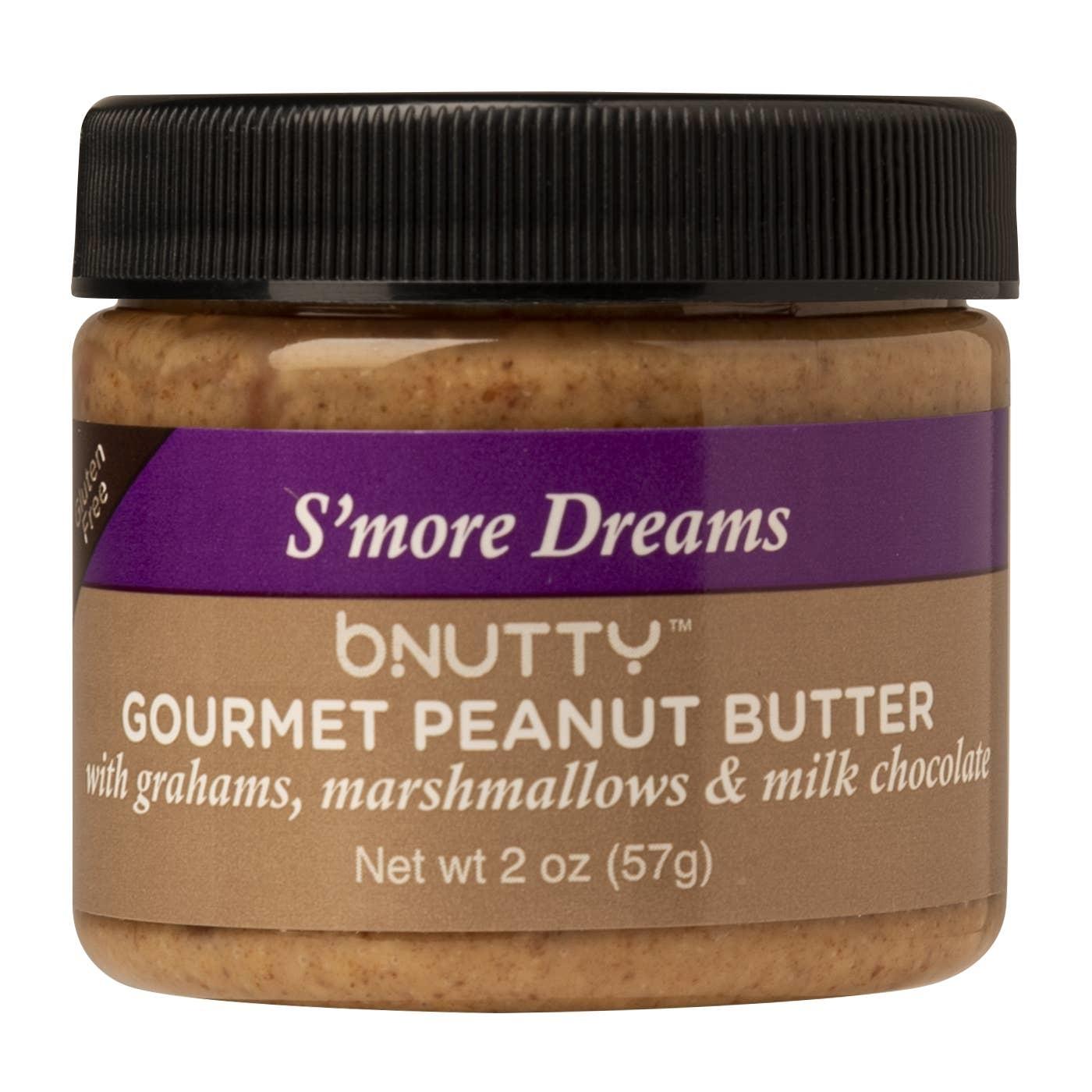 Fleurish Home 2 oz Mini S'more Dreams Gourmet Peanut Butter