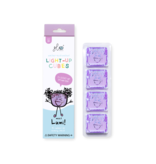 Glo Pals Purple Light Up Cubes GloPals Lumi