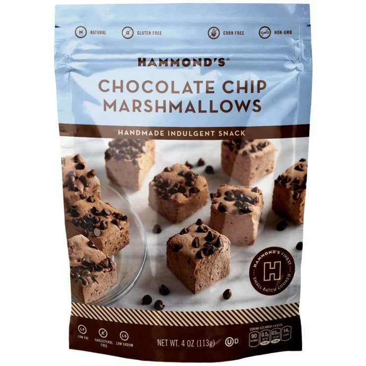 Hammond's Candies Chocolate Chip Marshmallows