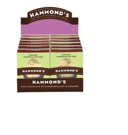 Hammond's Candies Caramel Marshmallow Egg