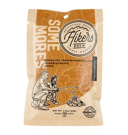 Hikers Brew Some Mores - S'mores Flavored Coffee Pouch