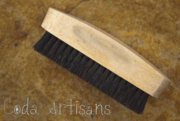 Coda Artisans Buffing Brush