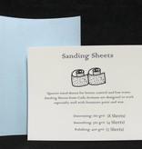 Sanding Sheets (Pkg of 14)