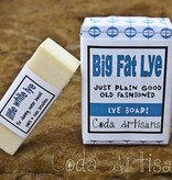 Coda Artisans Little White Lye Soap LWL