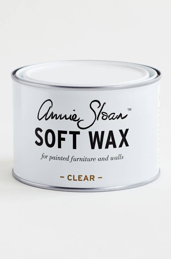 Clear Soft Wax Tin