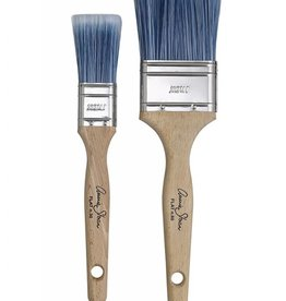 Annie Sloan Blue Flat Smoothing Brush Sm