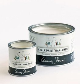 Annie Sloan Chalk Paint White Wax Tin