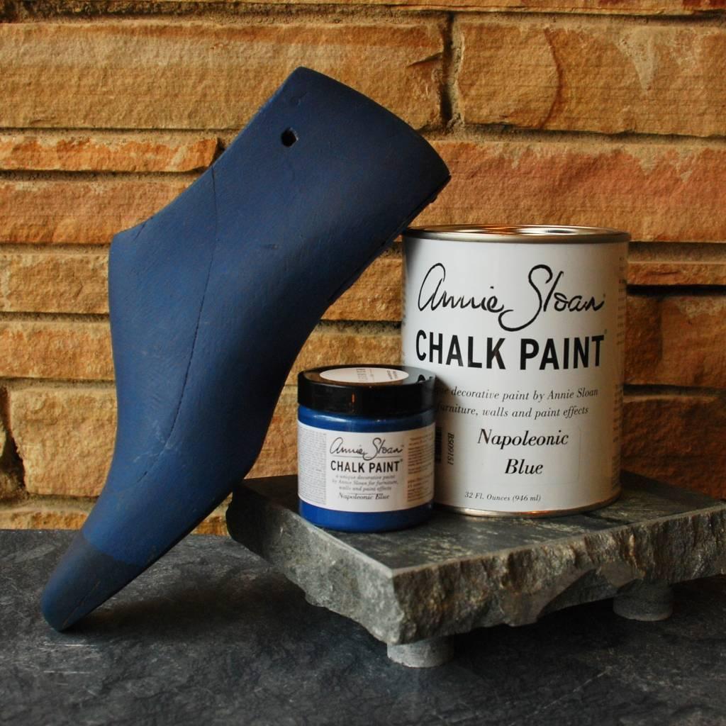 Annie Sloan Napoleonic Blue Chalk Paint