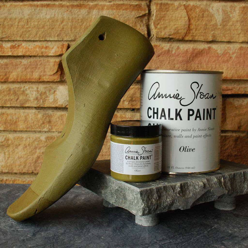 Annie Sloan Olive Chalk Paint