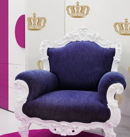 Royal Design Studios Queen Crown Stencil