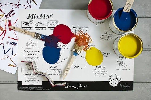 Annie Sloan Mix Mat by Annie Sloan