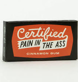 Blue Q Certified Paint In The Ass Gum