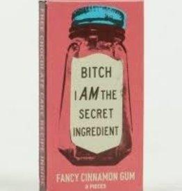 Blue Q Secret Ingredient Gum
