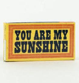 Blue Q You Are My Sunshine Gum