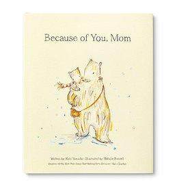 Compendium Book - Because of You, Mom