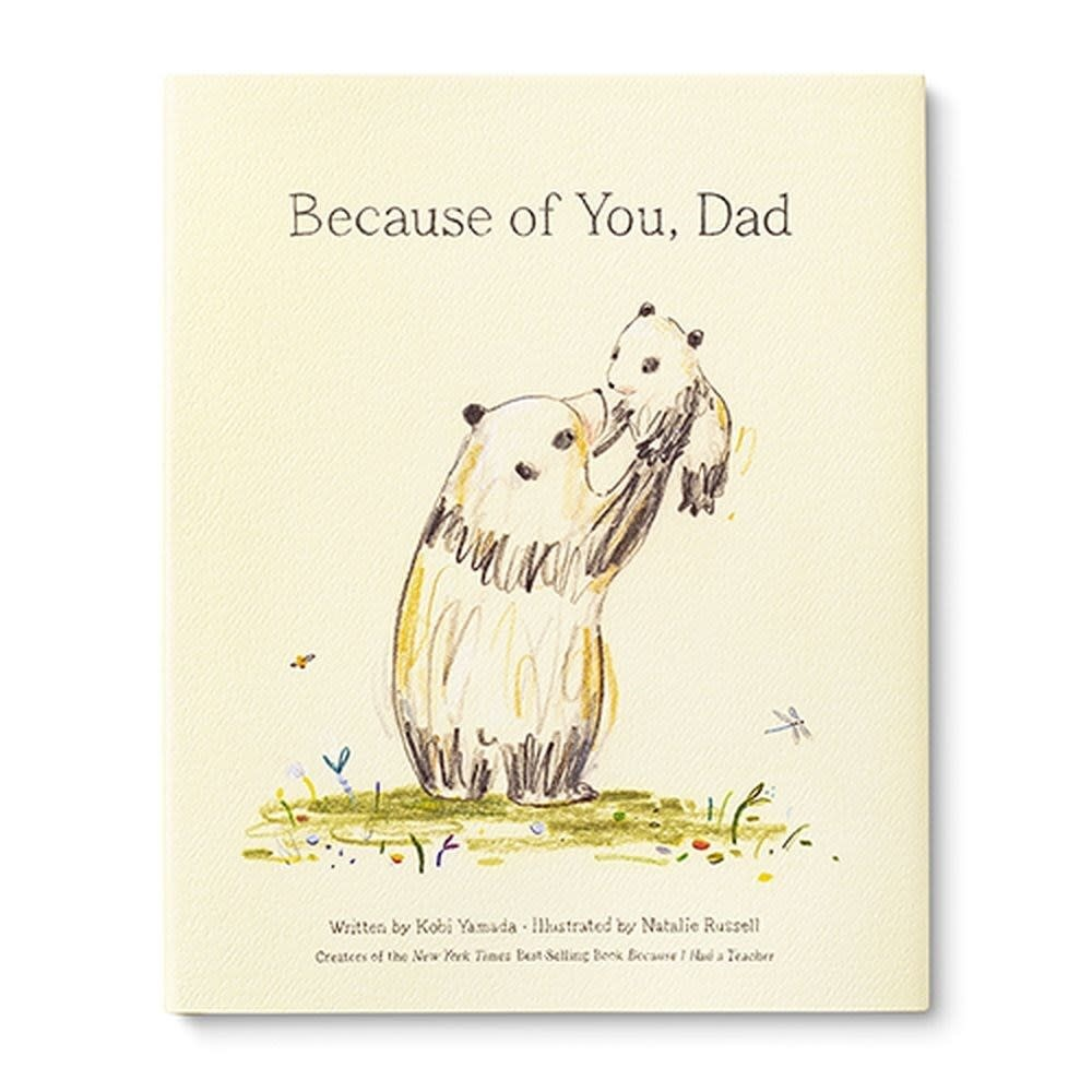 Compendium Book - Because of You, Dad