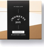Compendium Moments of Joy: Pregnancy Milestone Cards