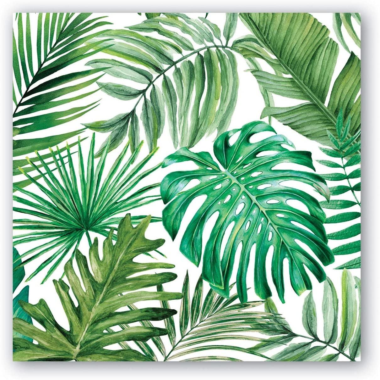 Michel Design Works Palm Breeze Cocktail Napkin