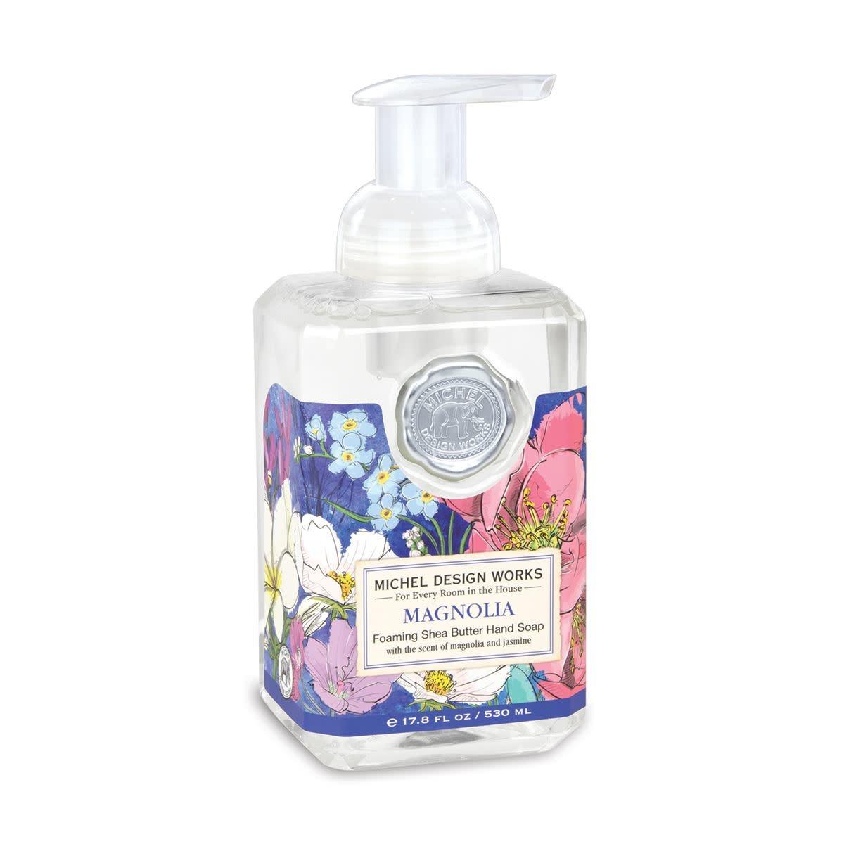 Michel Design Works Magnolia Foaming Soap