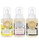 Michel Design Works Mini Foamer Soap Set ( Lavender Rosemary, Lemon Basil, Honey Almond )