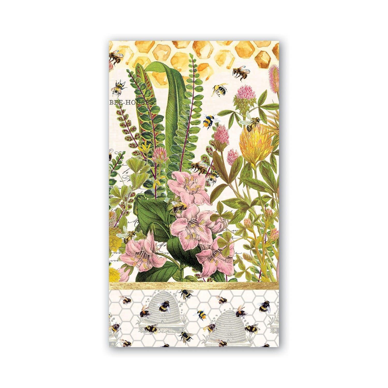 Michel Design Works Honey & Clover Hostess Napkin