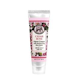 Michel Design Works Cedar Rose Hand Cream 1 oz.