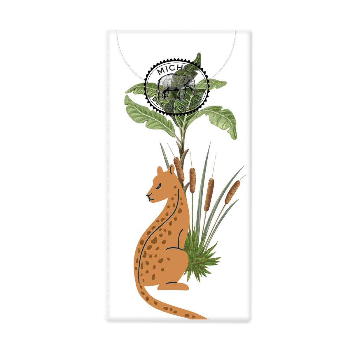 Michel Design Works Wild Lemon Pocket Tissues