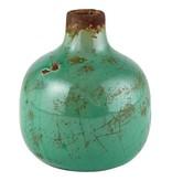 Fleurish Home Sage Mini Vase